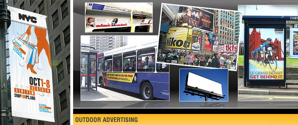 OUTDOOR ADVERTISMENT CONSULTANT